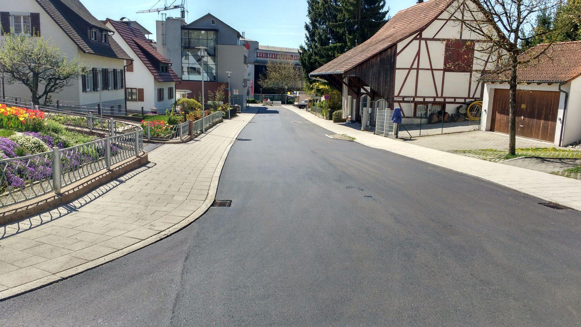 Ausbau der Kreuzgasse in Markdorf