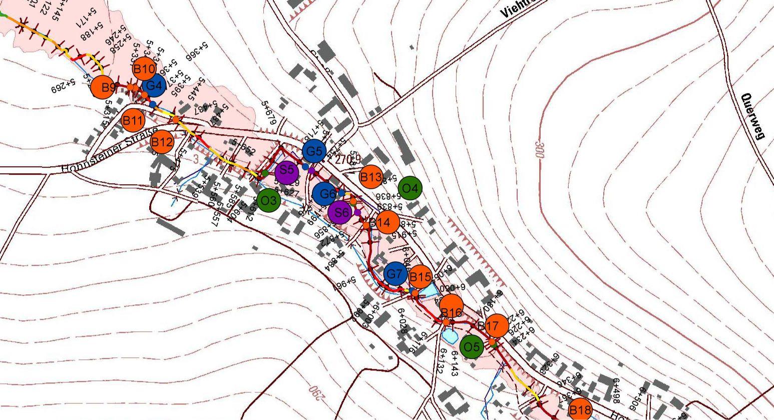 Dürrröhrsdorf-Dittersbach <br><h4>Nachhaltiger Wiederaufbauplan einschließlich Bewertung des Hochwasserrisikos Stürzaer Bach</h4>